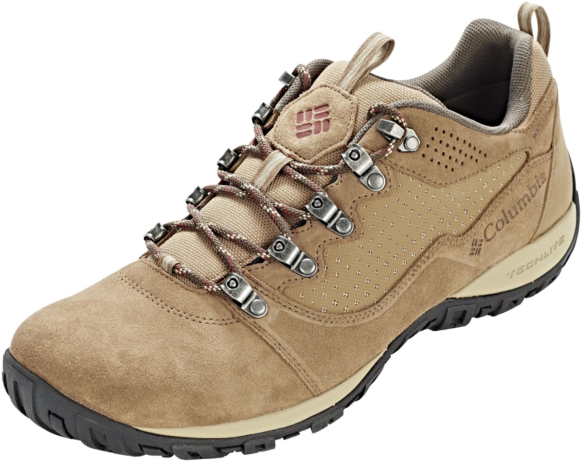 Chaussures Venture Wp Columbia Peakfreak Homme Suede Low Marron vU6pwHxzqw
